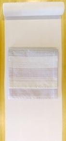 野蚕糸袋帯&小紋2.JPG