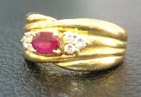 K18ルビーダイヤ指輪.JPG