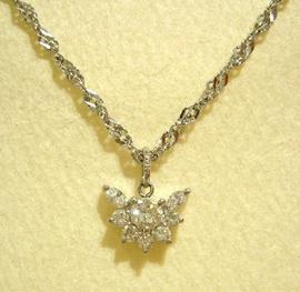 ptネックレス 蝶.JPGのサムネール画像のサムネール画像