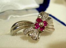リボン型指輪.JPG