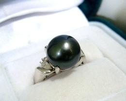 ブラックパール指輪.JPG