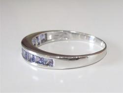 14Kサファイヤ指輪 サイド.jpg