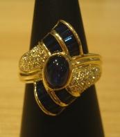 K18サファイヤダイヤ指輪.JPG